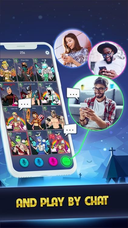 Werewolf Voice - Werewolf Game screenshot-5