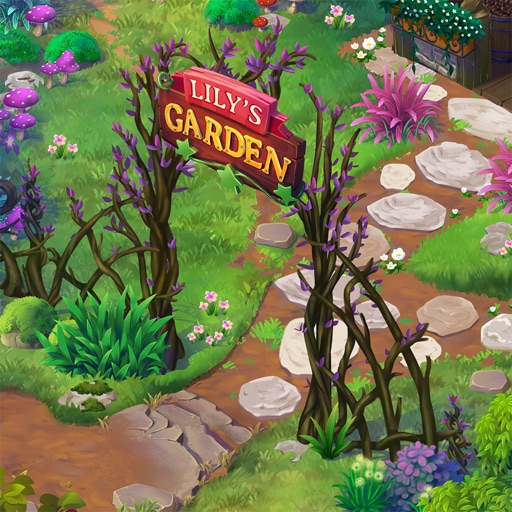 Lily's Garden: Design & Relax image