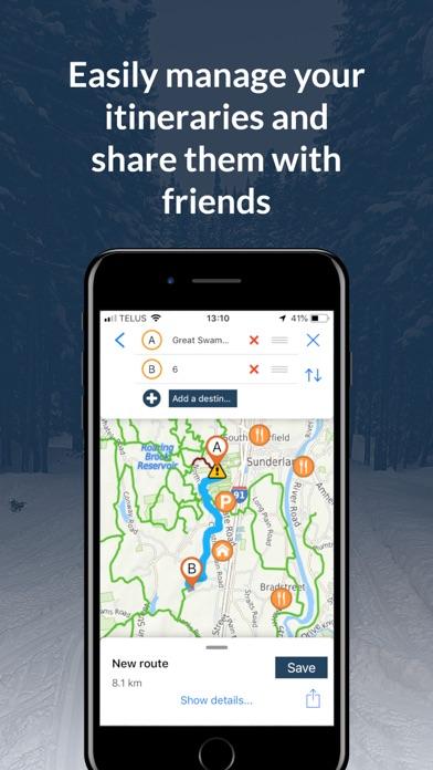 Ride Sledmass Trails 2019-2020 screenshot 4