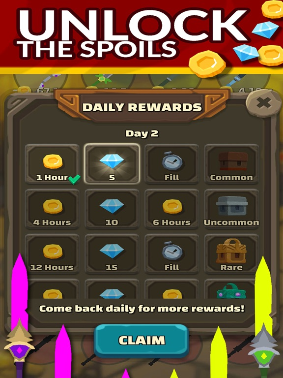 Blacksmith - Merge Idle RPG Tips, Cheats, Vidoes and Strategies