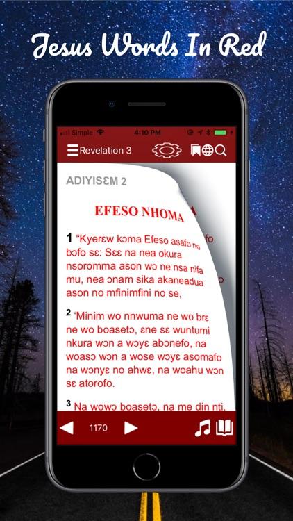 Twi Bible Akan screenshot-8