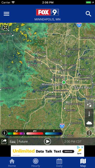 FOX 9 Weather – Radar & Alertsのおすすめ画像5