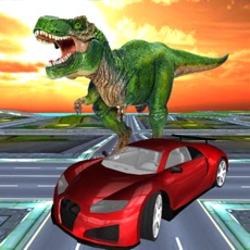 Activities of Dinosaur Car Parking Simulator