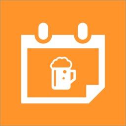 お酒 ロゴ 何千ものアイコンを無料でダウンロード