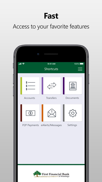 1stbago Mobile Banking screenshot-1