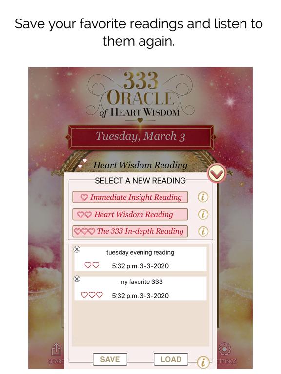 333 - Oracle of Heart Wisdom screenshot 9