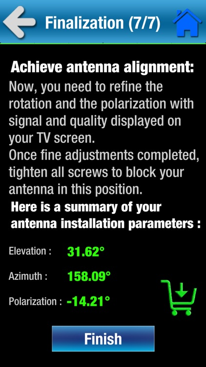 SatCatcher-Dish Set & Pointing screenshot-7
