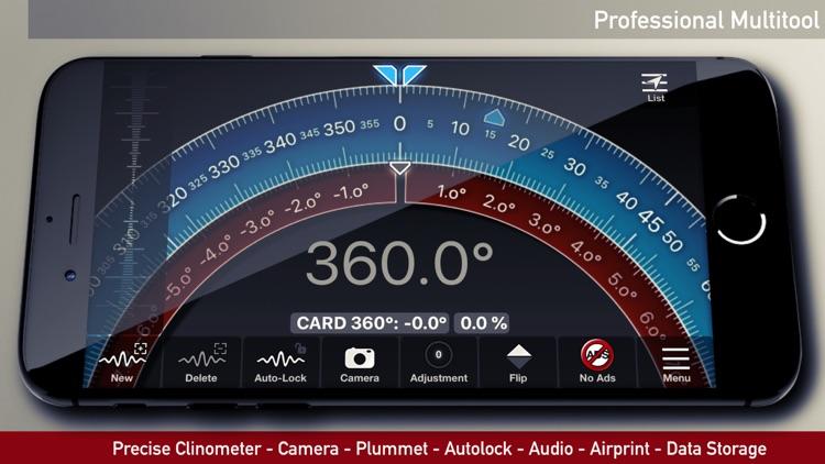 iLevel - Protractor & Level screenshot-0