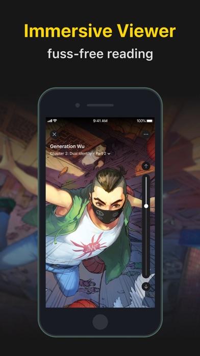 INKR Comics Screenshot