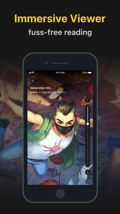 INKR Comics screenshot-4