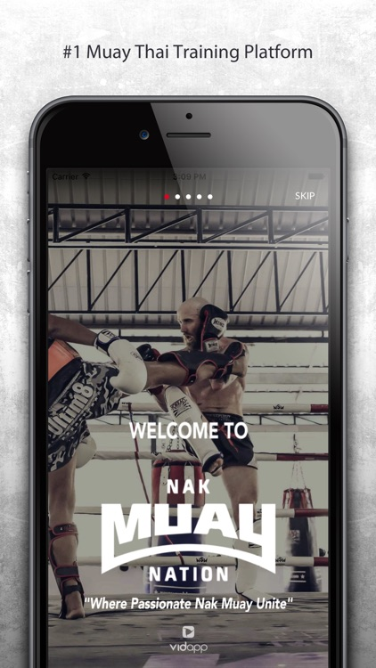 Nak Muay Nation - #1 Muay Thai screenshot-0