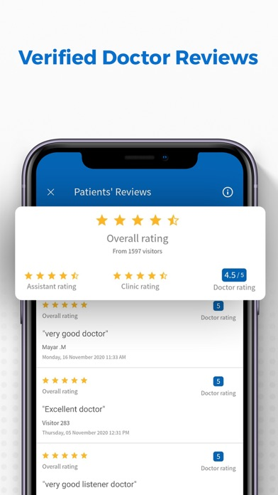 Vezeeta - Doctors & PharmacyScreenshot of 8