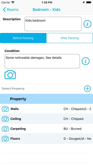 Voxme Inventory screenshot one
