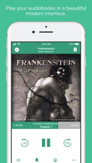 Bound - Cloud Audiobooks Screenshot
