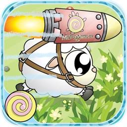Sheepo Charge - Jetpack Sheep