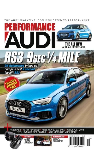 Performance Audi Maga... screenshot1