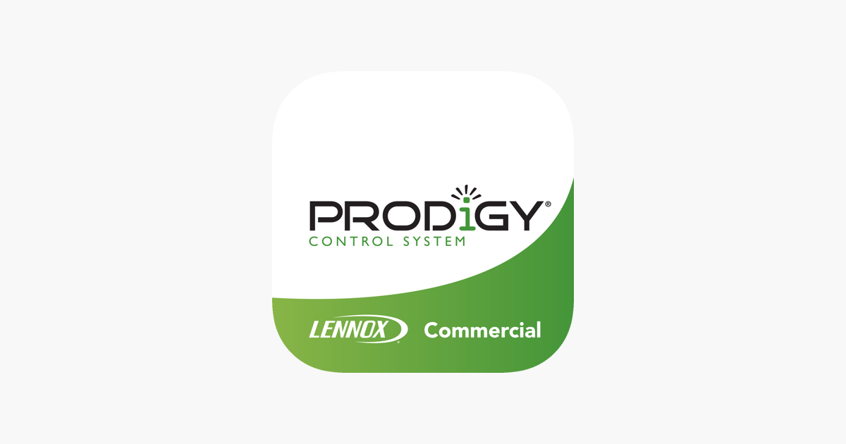Lennox Prodigy on the App Store