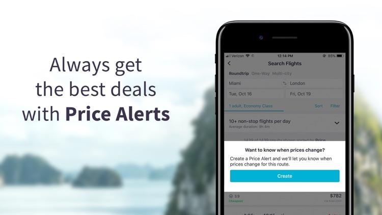 Skyscanner - Travel Deals screenshot-7