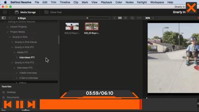 Скриншот №4 к DaVinci Resolve Course By AV