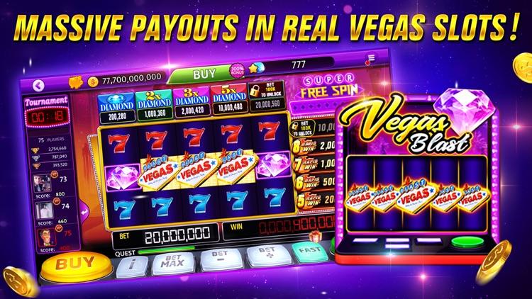Lucky City™ Vegas Casino Slots