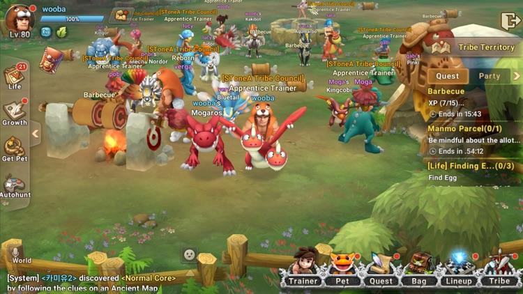 StoneAge World screenshot-3