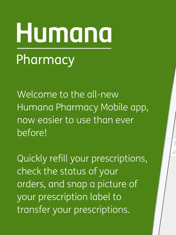 Humana Pharmacy screenshot