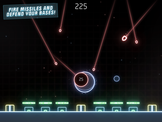 Missile Command: Recharged screenshot 7