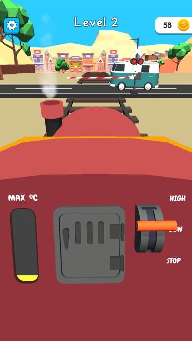 Hyper Train screenshot 1