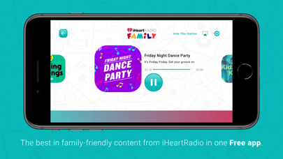 iHeartRadio Family wiki review and how to guide