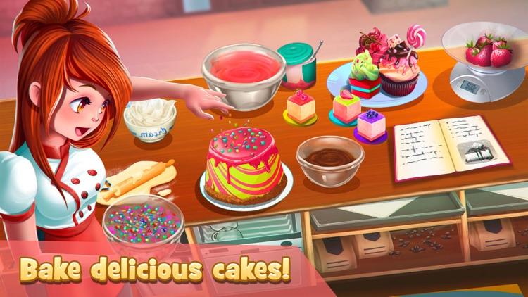 Dessert Chain: Cooking Game screenshot-3