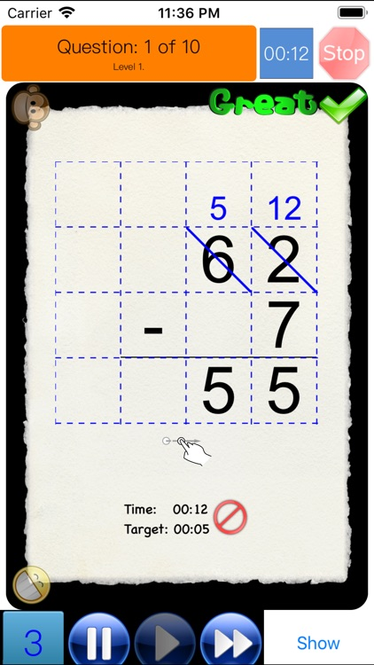 Benkyou Math: Grade 2 screenshot-1