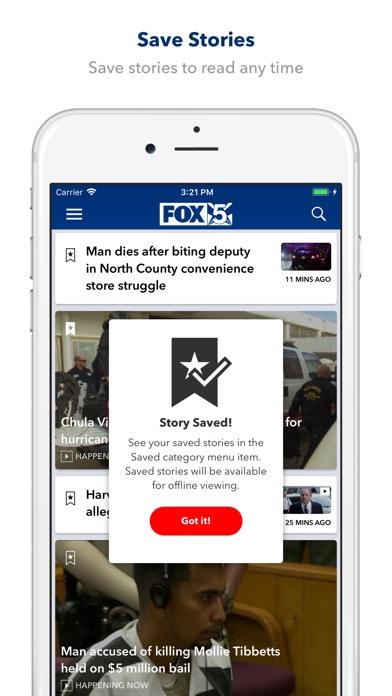 Screenshot #6 for FOX 5 News - San Diego