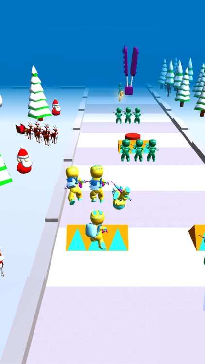 Imposter Clash 3D screenshot-1