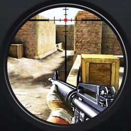 Gun Shooting War: Strike ops
