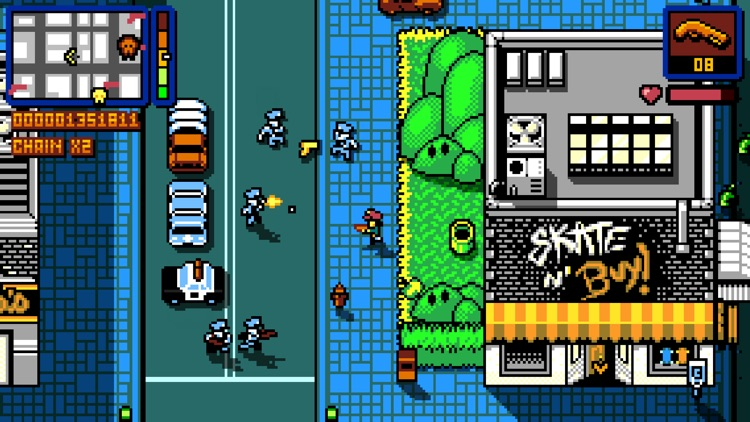 Retro City Rampage DX screenshot-0