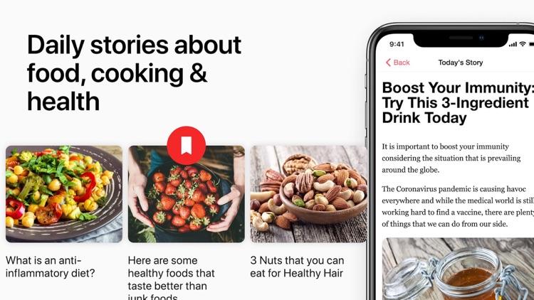 Easy Meal Recipes App screenshot-3