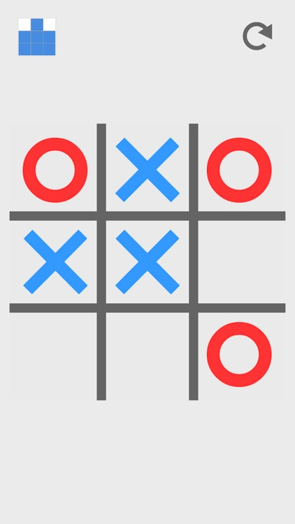 Tic Tac Toe: Retro Board Game!