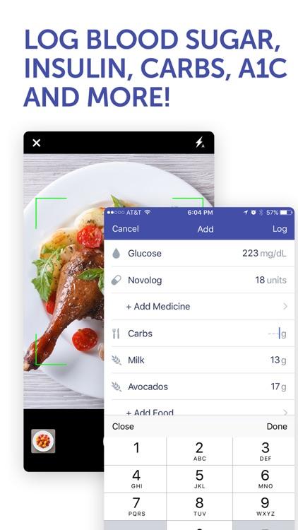 Glucose Buddy+ for Diabetes screenshot-3