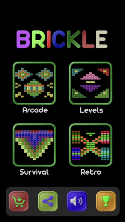 Brickle : The Brick Breaker screenshot-0