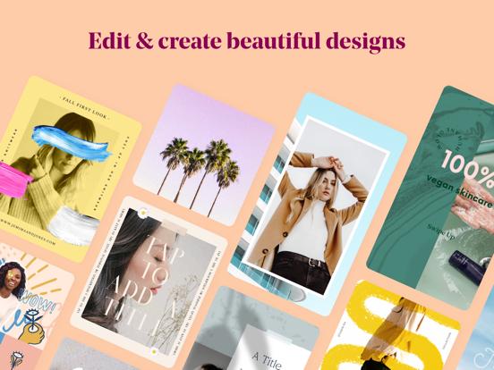 Over: Graphic Design Makerのおすすめ画像1