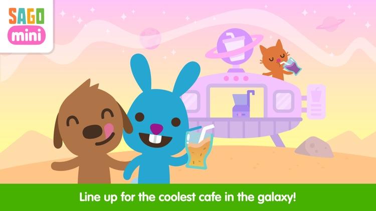 Sago Mini Super Juice screenshot-0