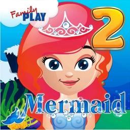 Mermaid Princess: 2nd Grade