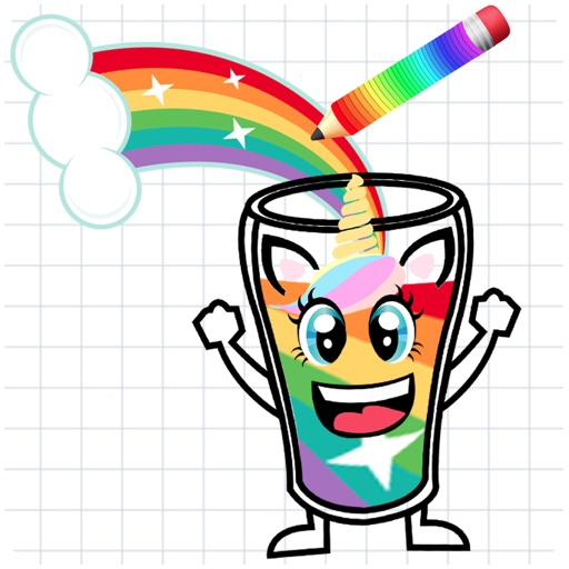 Happy Glass Unicorn Game