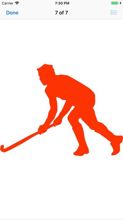 Lotsa Hockey Stickers screenshot-8