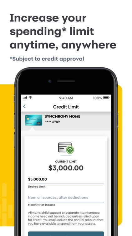 MySynchrony screenshot-8