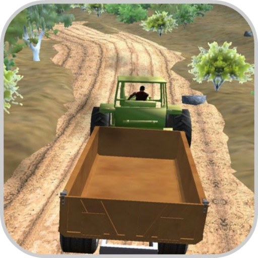Skill Driving Tractor Ofroad iOS App