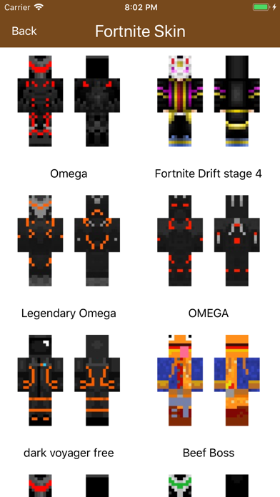 Skin Packs for Minecraft PE-1