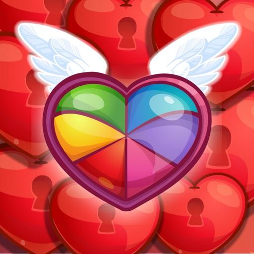 Sweet Hearts Match 3