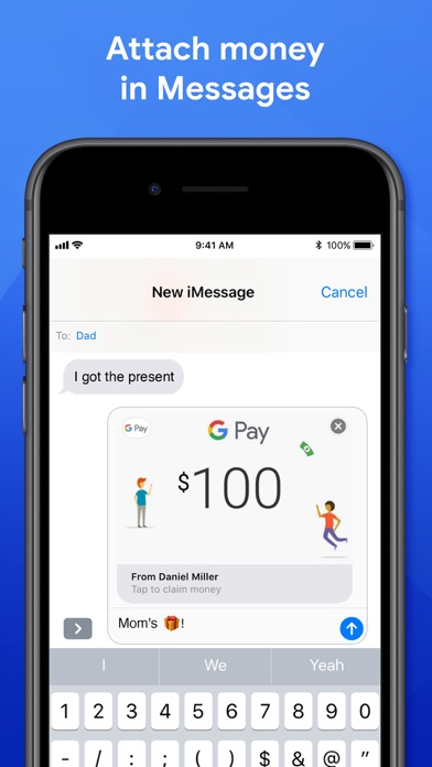 Screenshot #5 for Google Pay