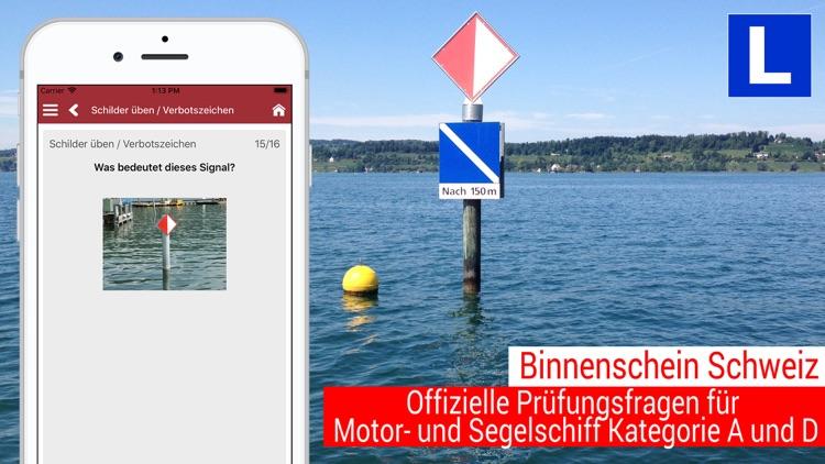 Binnenschein Schweiz screenshot-5